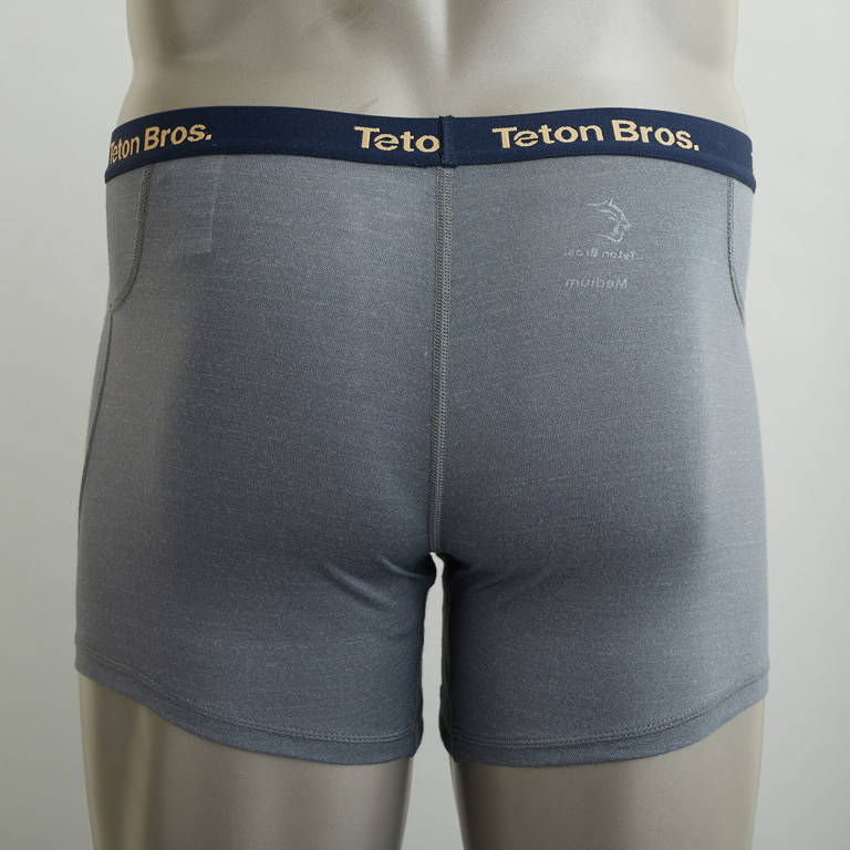 Teton Bros.(ティートンブロス)/アクシオ トランクス/グレー/MENS