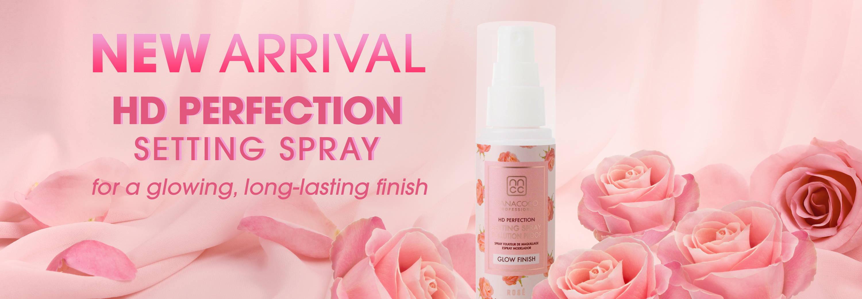 HD Perfection  Setting Spray- Nanacoco Professional