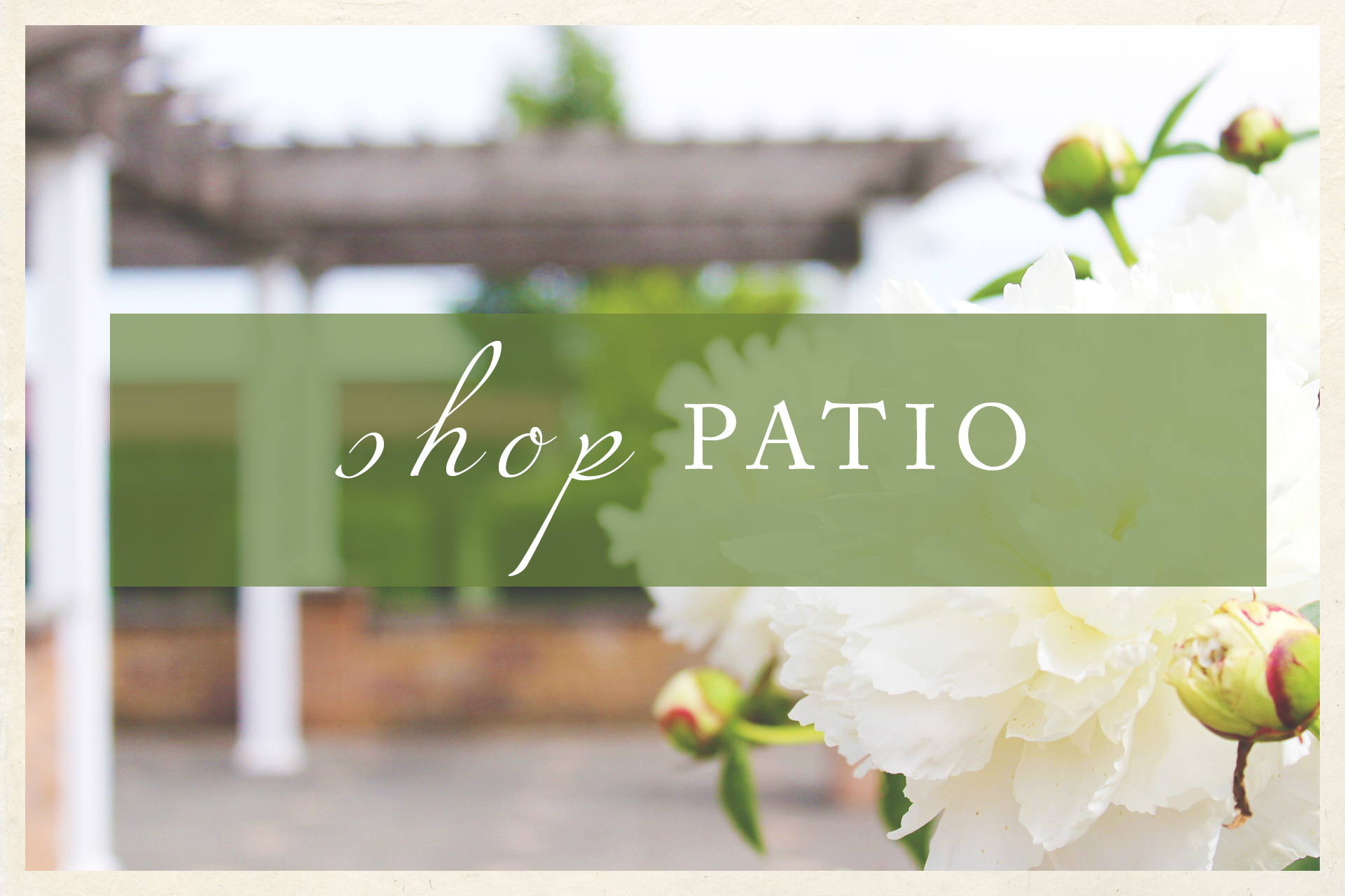 Shop Patio