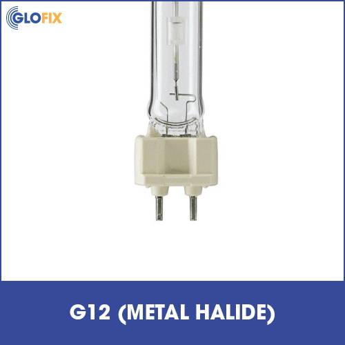 G12 metal halide cap type