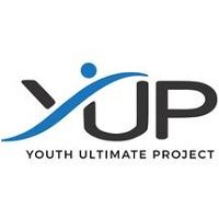 logo Youth Ultimate Project ARIA professional official ultimate flying disc for the sport commonly known as 'ultimate frisbee'