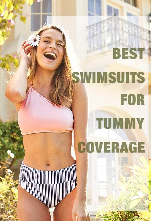 d52c6a9d1a44f 5 Best Swimsuits For Tummy Coverage