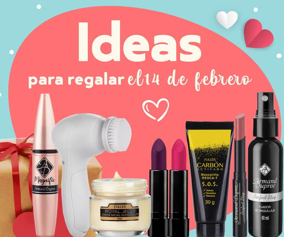 IDEAS PARA REGALAR ESTE 14 DE FEBRERO