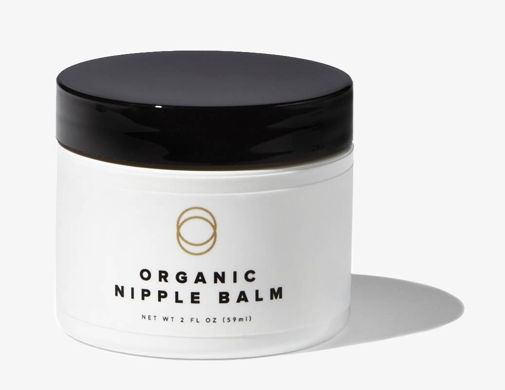 Image of organic nipple balm