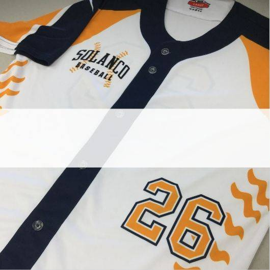 Custom Baseball Jerseys/Uniforms