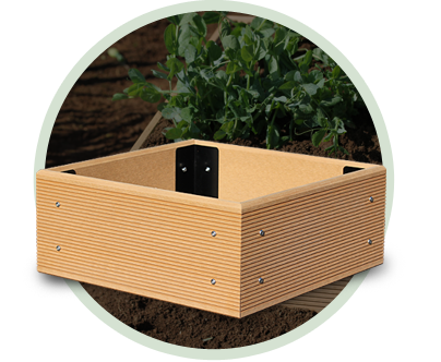 Read our guide on how to use our Ecogardener raised bed.