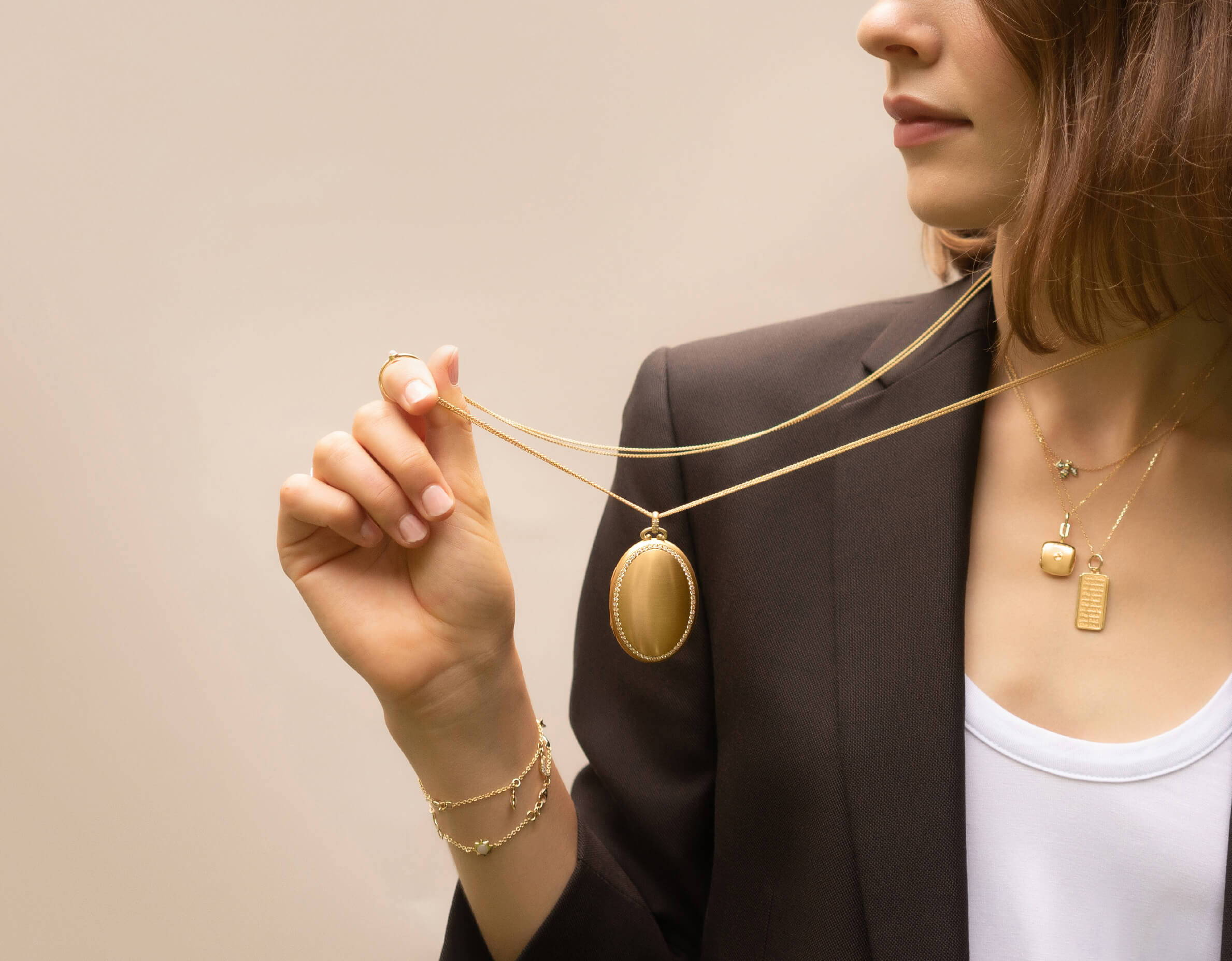 Shop the Locket Collections