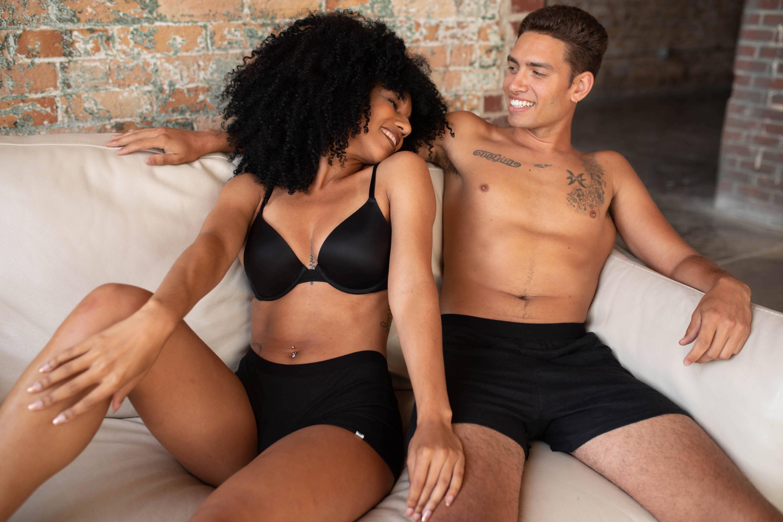 Why do men not wear underwear