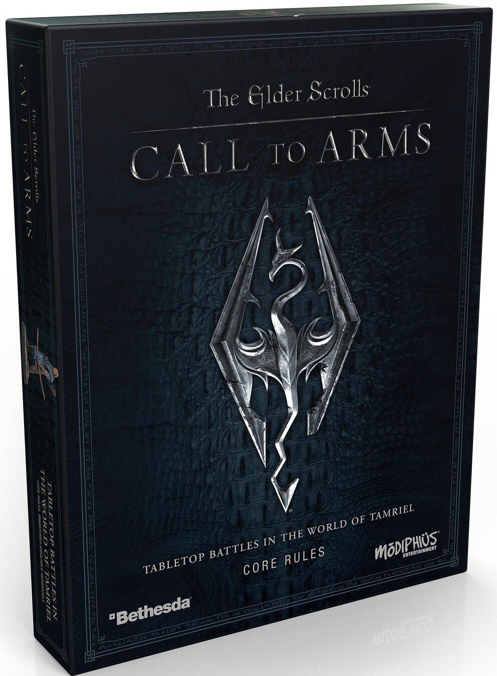 Elder Scrolls Call to Arms Core Rules Box Tabletop Battles in the World of Tamriel