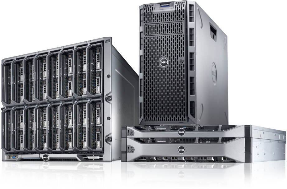 New and Refurbished Dell PowerEdge Servers