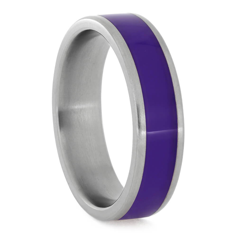 Purple Enamel