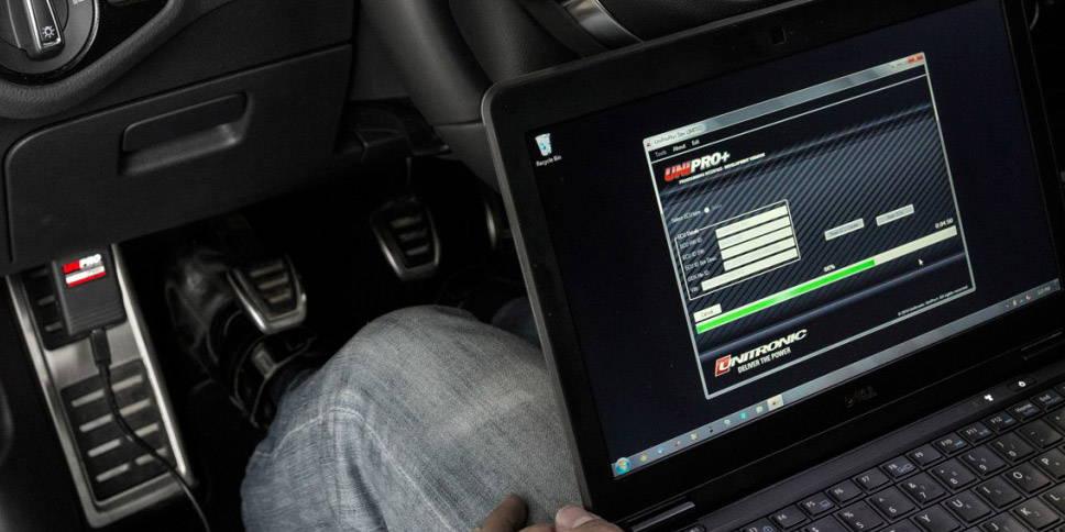 Mercedes-Benz ECU Tuning Software