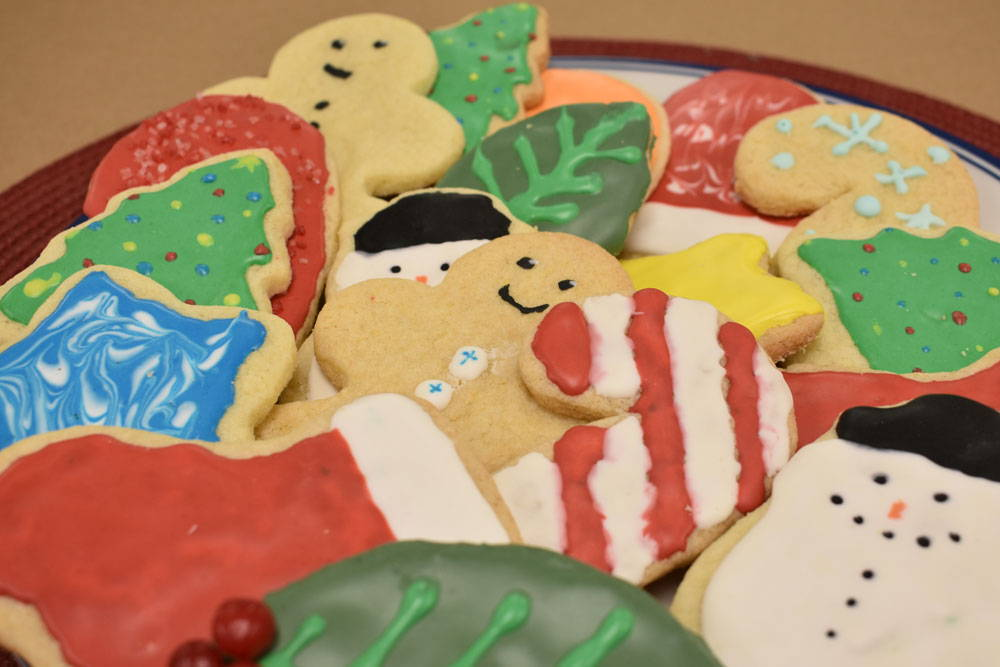 Gluten-Free holiday cutout cookies recipe