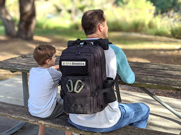 Active Doodie Tactical Advantage Diaper Bags for Dads