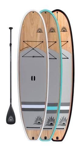 Blend Ultra-Lite Wood Carbon Paddle Board