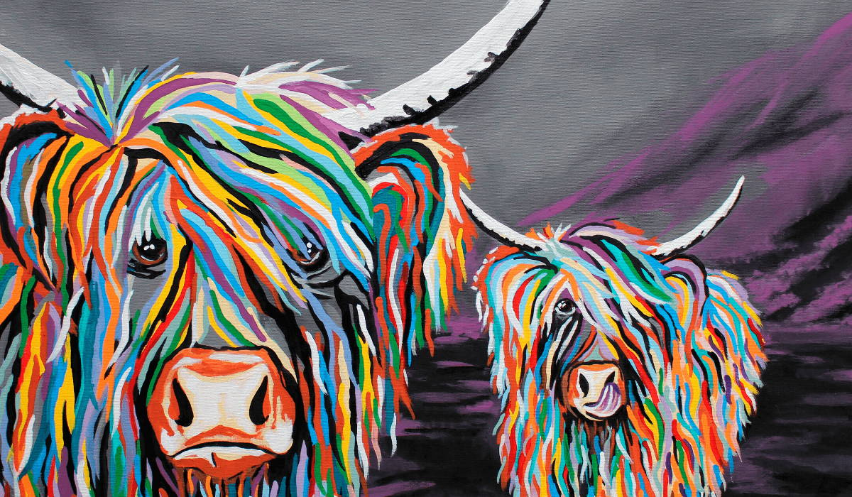 Rab & Isa McCoo by Steven Brown