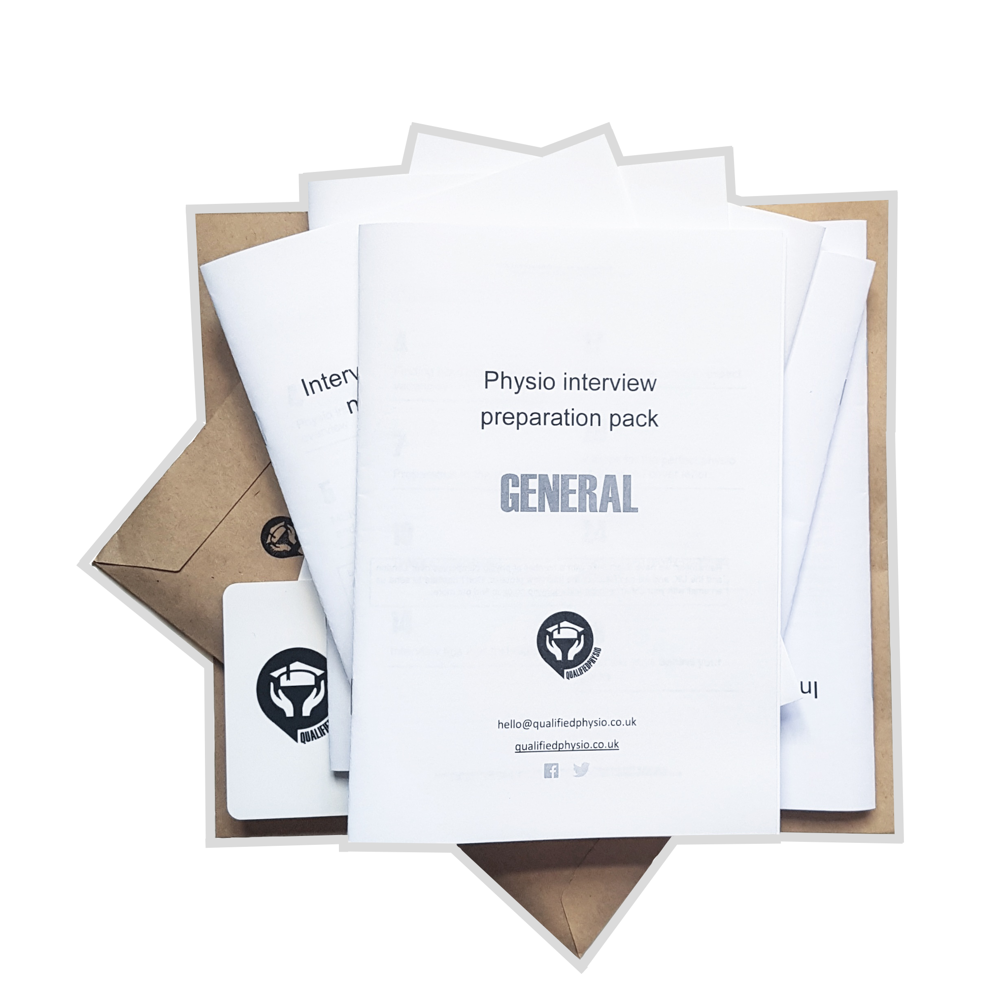 QualifiedPhysio Interview Preparation Packs