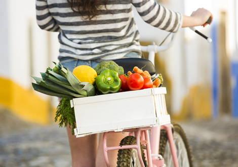 Maigrir sans sport : faire du vélo
