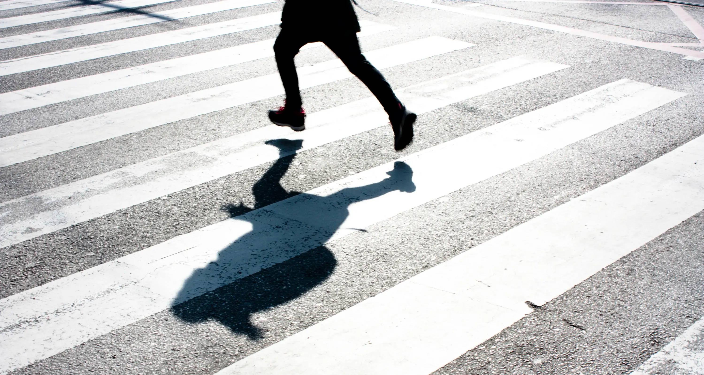 TAPCO crosswalk markings