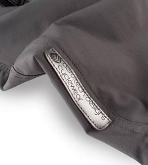 reflective leg tab
