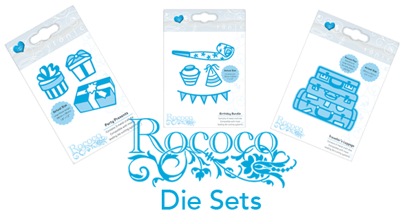 Rococo Die Sets