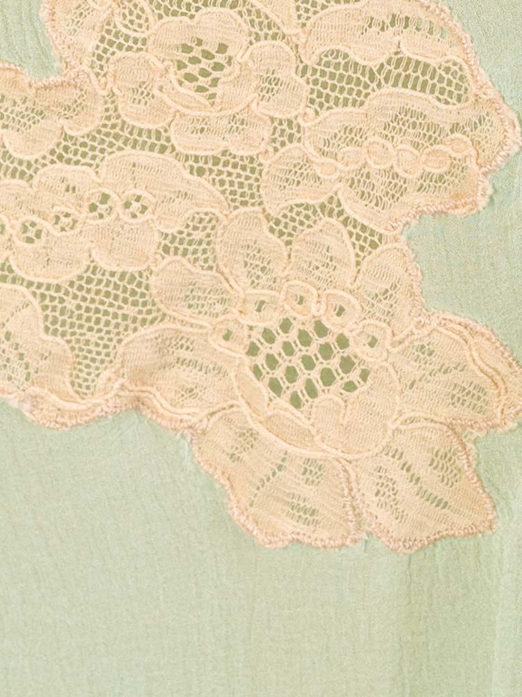 1930s Vintage Lingerie lace detail