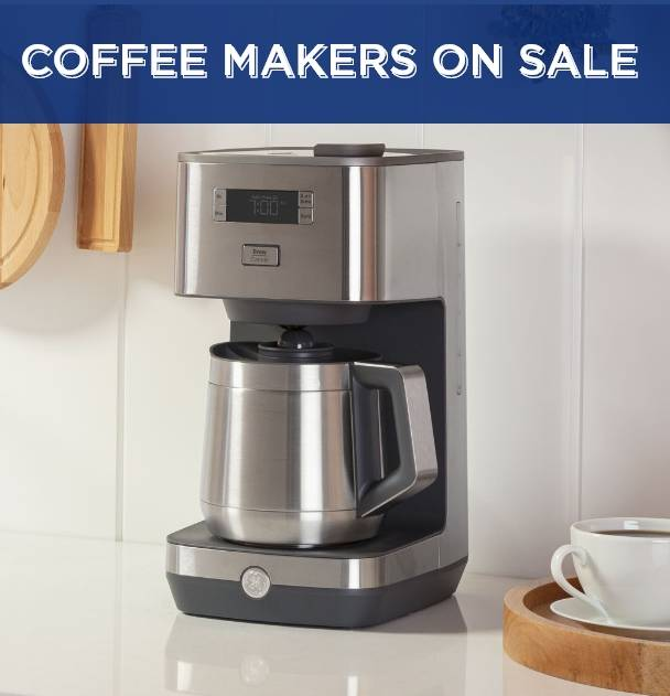 Coffee Makers on Sale
