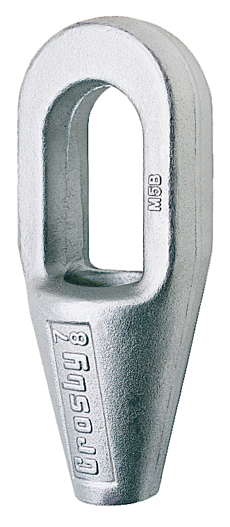McKissick® G-417  Closed Spelter Sockets