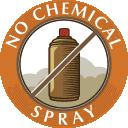 No Chemical Spray