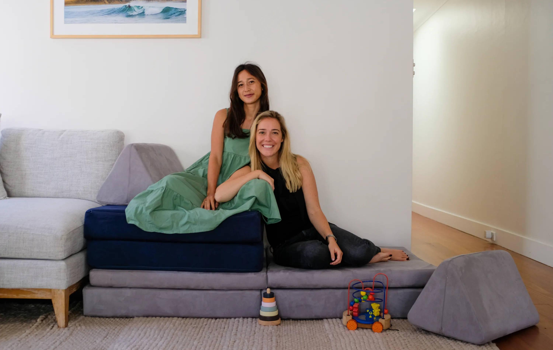 Renee & Giorgia - Kubbi Creators