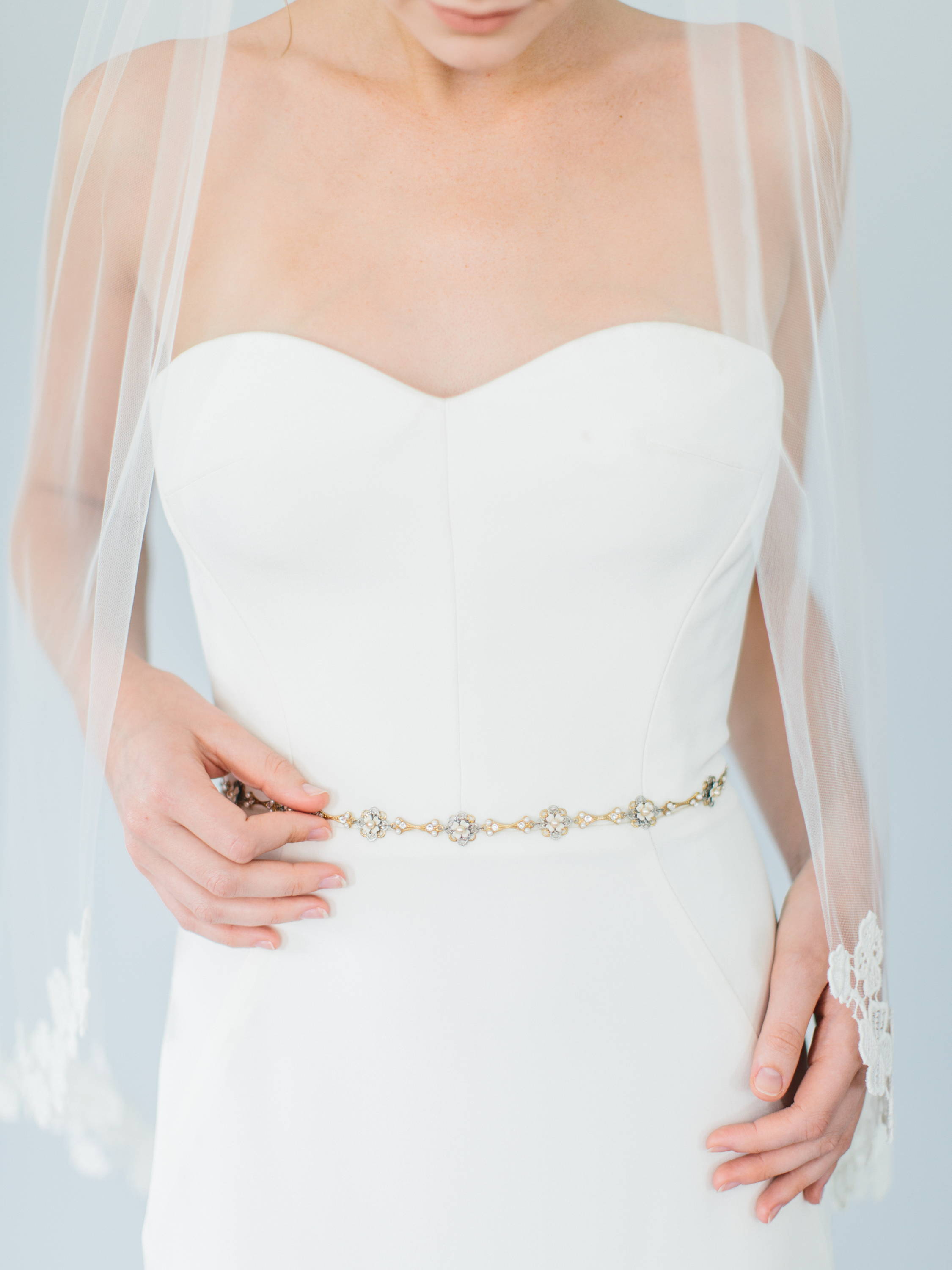 Ampersand Bridal Laguna Belt
