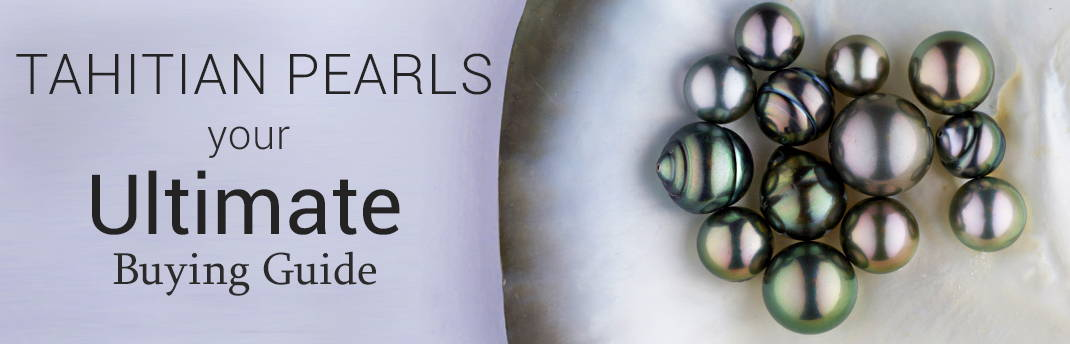 Tahitian Pearl Buying Guide Page Banner