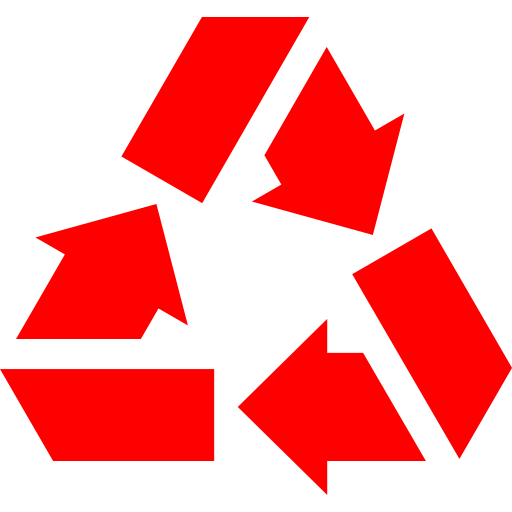 Recycled Sneaker Icon