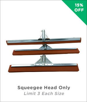 Squeegee Head Only