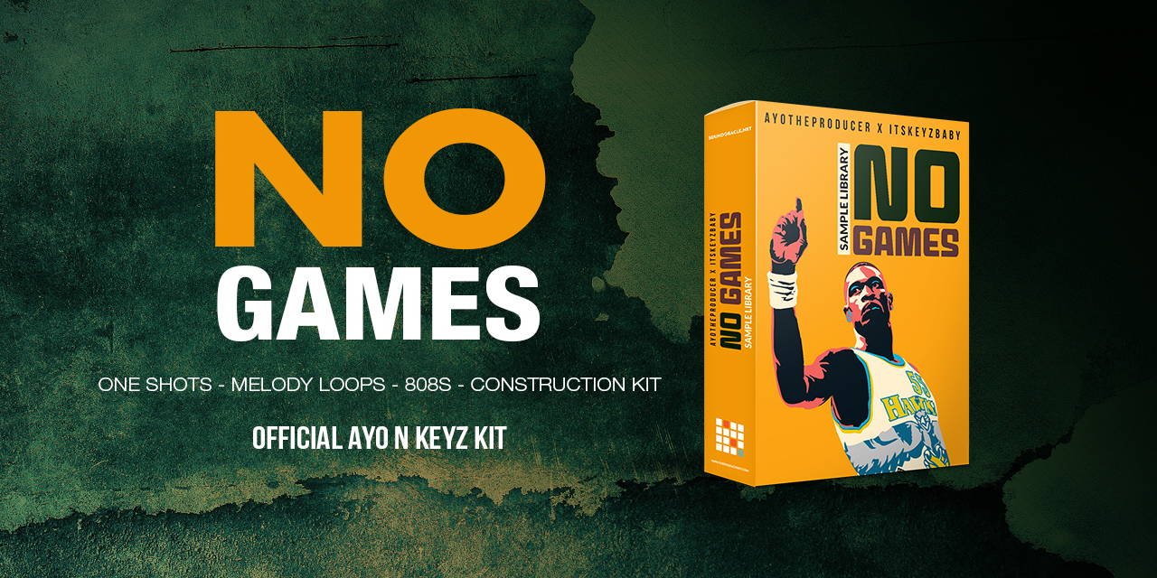 No Games, One Shots, Melody Loops, 808s, Construction Kit, The Official Ayo & Keyz Kit, Official Ayo N Keyz Kit, Ayo The Producer, Its Keyz Baby, Keyz Baby, Ayo & Keys, Sample Library, SoundOracle, Triza, The Producer Kit, Hip Hop, Trap, Trap Music, EDM, Beats, Beat Makers, Beatmaking, Producer, Drum Kit, Music Samples, Samples, Sounds, Sound Kit, Sound Library, Sound Packs, 100% Royalty-Free, Unquantized Podcast