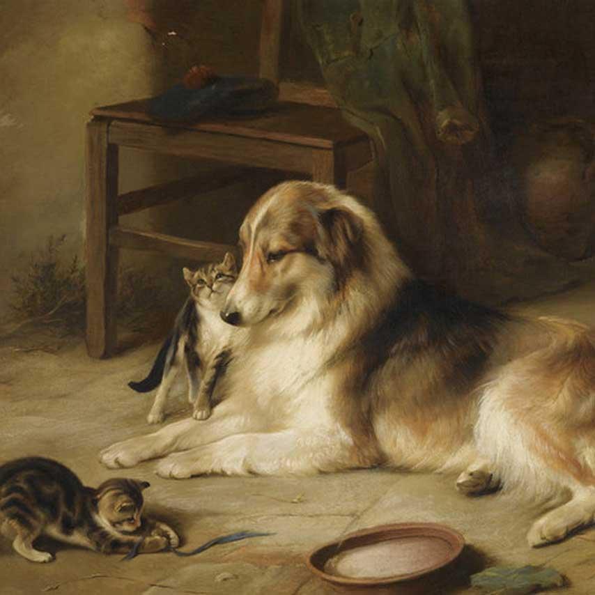 Walter Hunt Art
