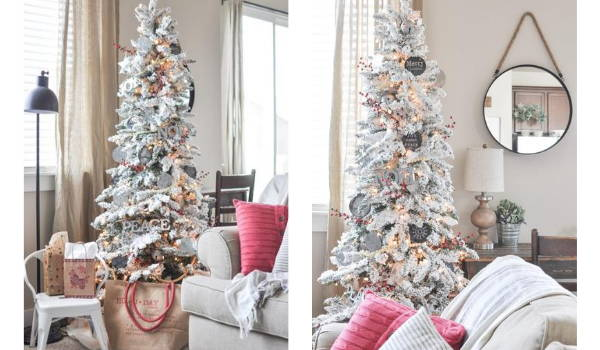 Cherished & fancied Christmas tree by Cherished Bliss