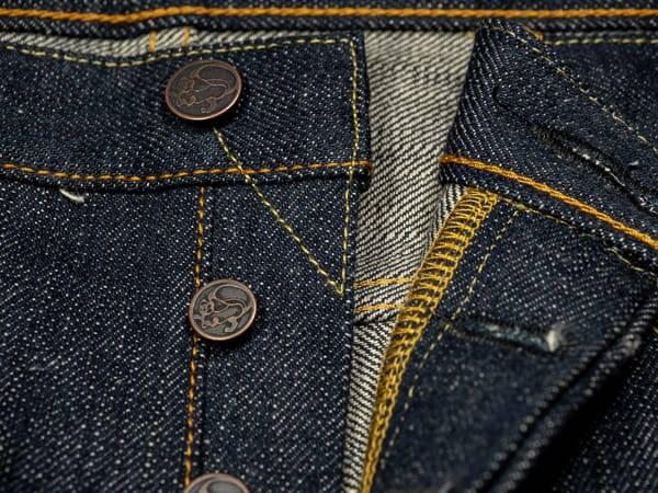 tanuki earth japanese selvedge jeans