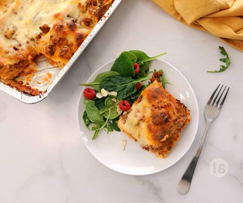 mama mia's lasagna