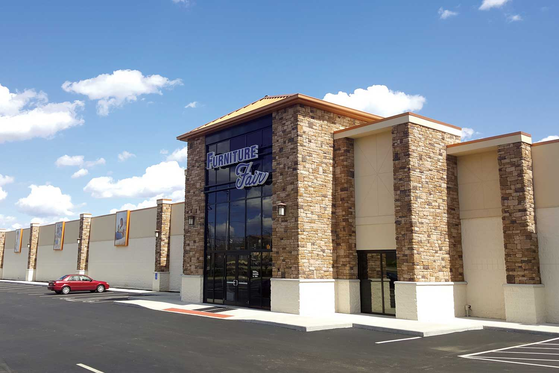 Fairfield Showroom - Furniture Fair - Furniture & Mattress Store