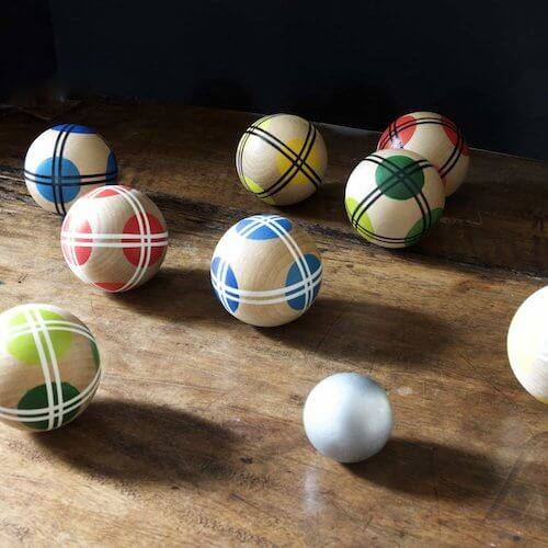 Fredericks and Mae Bocce Game Set