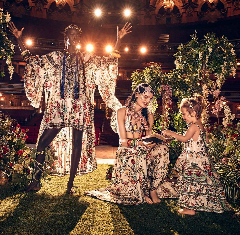 CAMILLA Shakespeares Garden Dresses