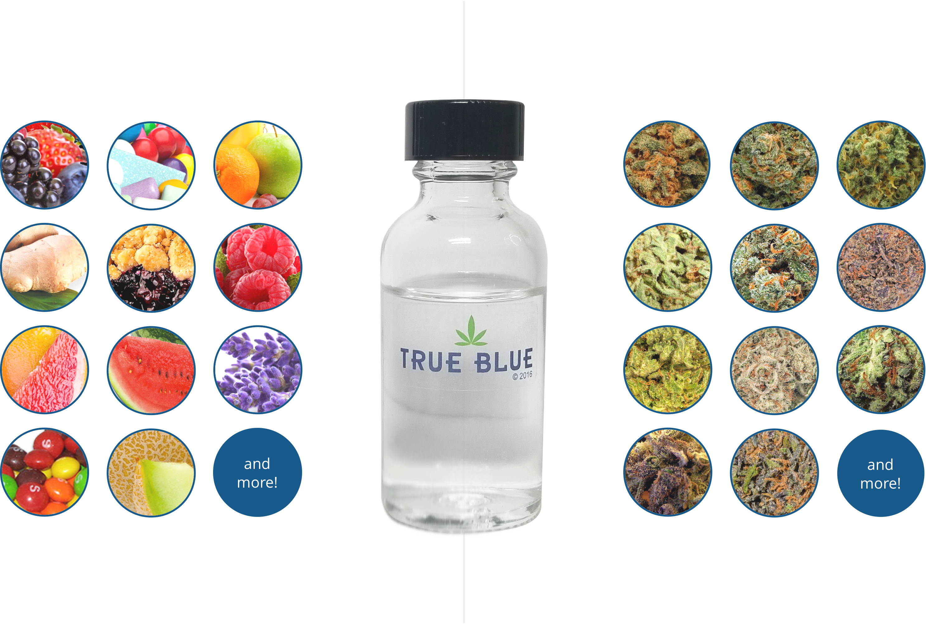 True Blue: Buy Natural Terpenes For Cannabis