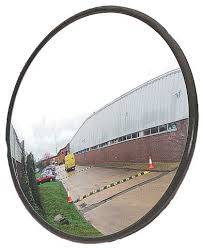 miroir convexe extérieur