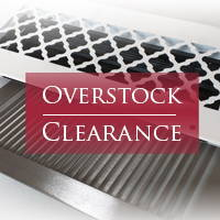 Overstock & Clearance Items