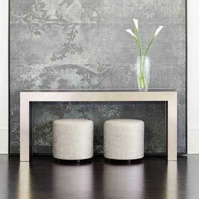 Modern Livingroom Furniture, Console Tables, Bernhardt Furniture