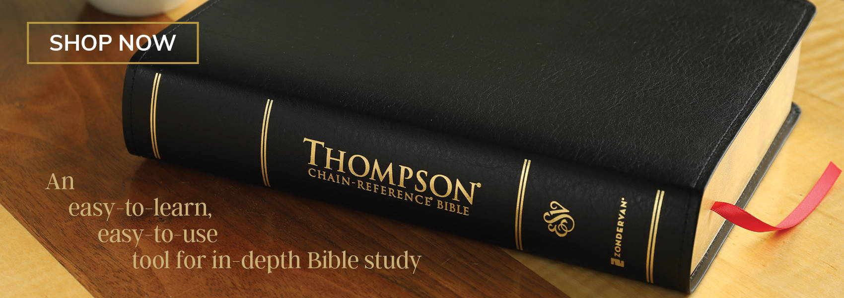 The Thompson-Chain Reference Bible