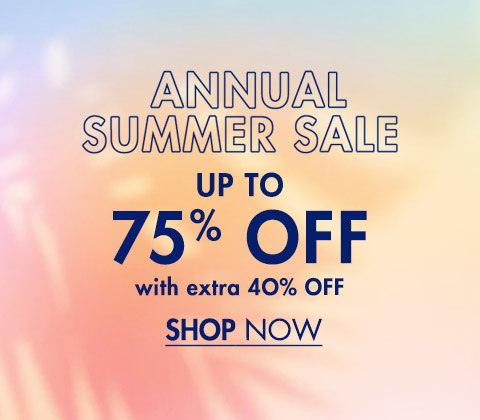 Annual Summer Sale