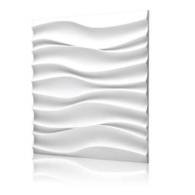 Ceramic 3D Gypsum Panels