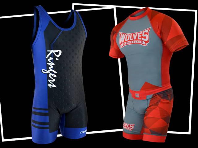 custom wrestling singlet, custom wrestling uniform, wrestling 2 piece, wrestling singlet